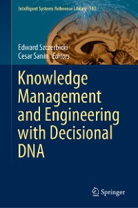 Cover Knowledge Management and Engineering with Decisional DNA