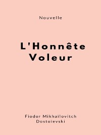 Cover L'Honnête Voleur