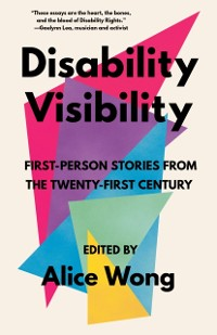 Cover Disability Visibility