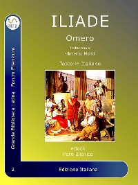 Cover Iliade di Omero