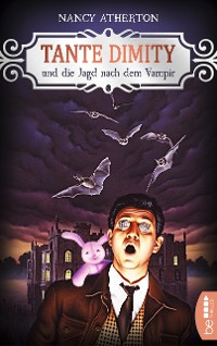 Cover Tante Dimity und die Jagd nach dem Vampir
