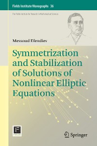 Cover Symmetrization and Stabilization of Solutions of Nonlinear Elliptic Equations
