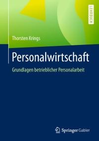 Cover Personalwirtschaft