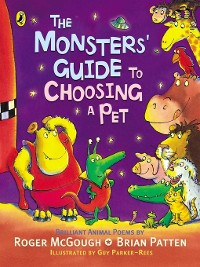 Cover The Monsters' Guide to Choosing a Pet