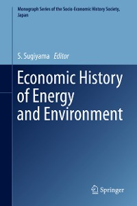 Cover Economic History of Energy and Environment
