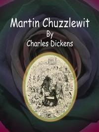 Cover Martin Chuzzlewit