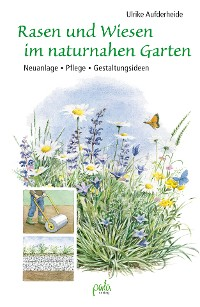 Cover Rasen und Wiesen im naturnahen Garten