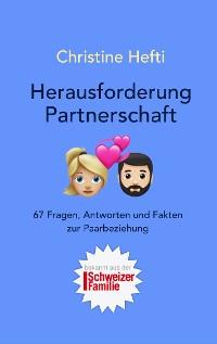 Cover Herausforderung Partnerschaft