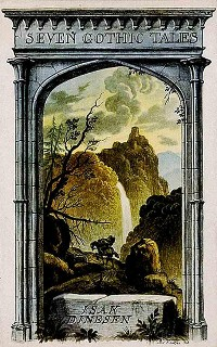 Cover Seven Gothic Tales