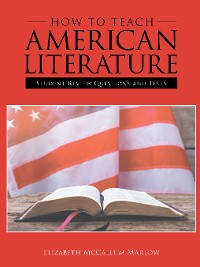 Cover How to Teach American Literature