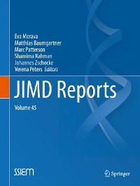 Cover JIMD Reports, Volume 45