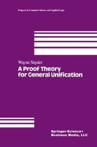 Cover Proof Theory for General Unification