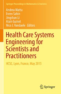 Cover Health Care Systems Engineering for Scientists and Practitioners