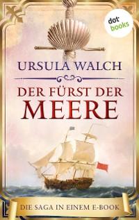 Cover Der Fürst der Meere: Die Saga in einem eBook