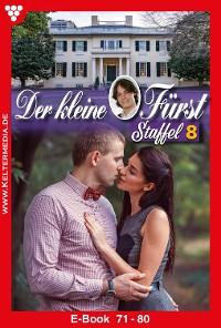 Cover Der kleine Fürst Staffel 8 – Adelsroman