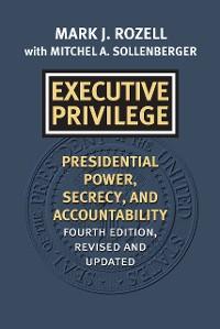 Cover Executive Privilege