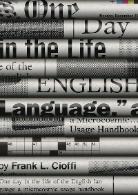 Cover One Day in the Life of the English Language