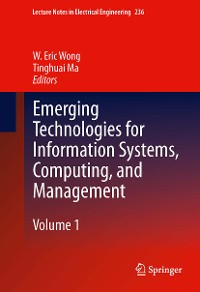 Cover Emerging Technologies for Information Systems, Computing, and Management