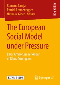Cover The European Social Model under Pressure