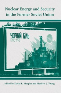 Cover Nuclear Energy And Security In The Former Soviet Union