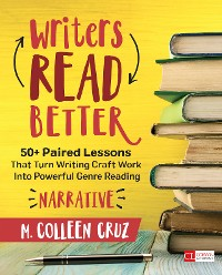 Cover Writers Read Better: Narrative