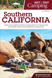 Cover Best Tent Camping: Southern California