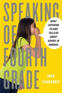 Cover Speaking of Fourth Grade