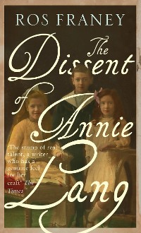 Cover The Dissent of Annie Lang