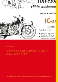 Cover Neuvostoliiton kaksitahtiset moottoripyörät