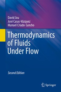 Cover Thermodynamics of Fluids Under Flow