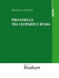 Cover Pirandello tra Leopardi e Roma