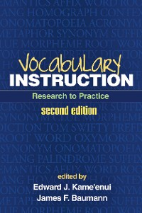 Cover Vocabulary Instruction, Second Edition
