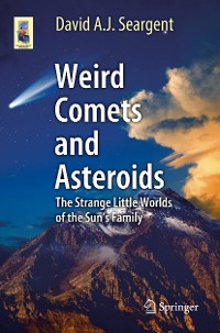 Cover Weird Comets and Asteroids