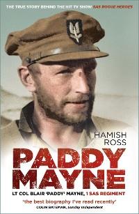 Cover Paddy Mayne