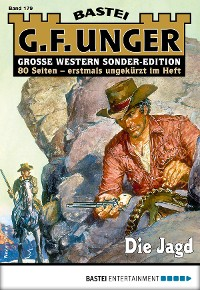 Cover G. F. Unger Sonder-Edition 179 - Western