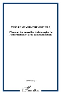 Cover VERS LE MAMMOUTH VIRTUEL ?