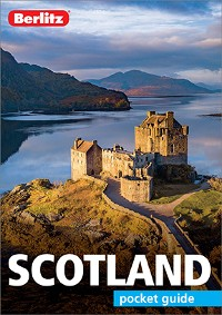 Cover Berlitz Pocket Guide Scotland