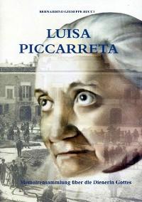 Cover Biografie Luisa Piccarreta, Dienerin Gottes