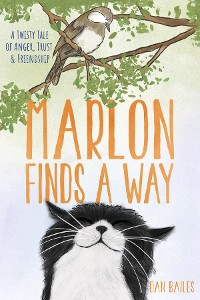 Cover Marlon Finds a Way