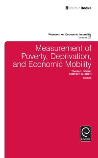 Cover Measurement of Poverty, Deprivation, and Social Exclusion