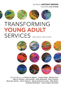 Cover Transforming Young Adult Services