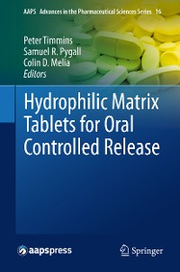 Cover Hydrophilic Matrix Tablets for Oral Controlled Release
