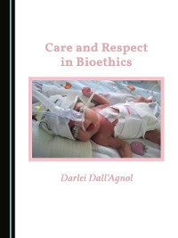 Cover Care and Respect in Bioethics