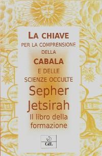 Cover Sepher Jetsirah
