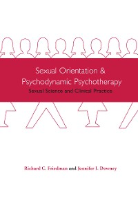 Cover Sexual Orientation and Psychodynamic Psychotherapy
