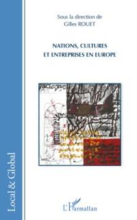 Cover Nations, cultures et entreprises en Europe