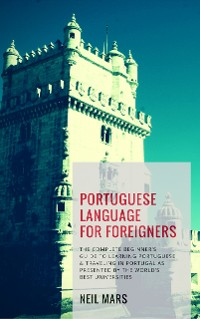 Cover Portuguese Language for Foreigners