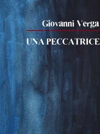 Cover Una peccatrice