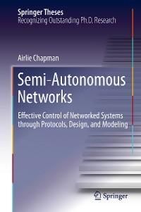 Cover Semi-Autonomous Networks