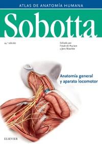 Cover Sobotta. Atlas de anatomia humana vol 1